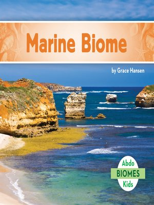 cover image of Marine Biome